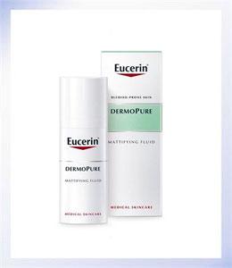 Eucerin Dermo Purifyer Mattifying Fluid 50ml