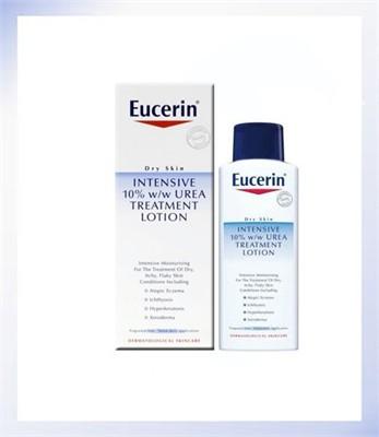 Eucerin Dry Skin Intensive Lotion 10% Urea Cutaneous Emulsion 250ml