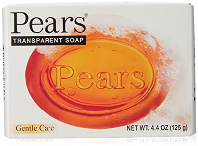 Pears Transparent Soap Bar