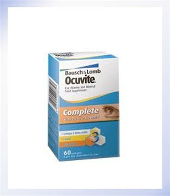 Bausch & Lomb Ocuvite Complete