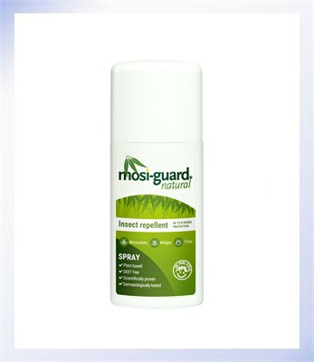 Mosi Guard Natural Insect Repellent Pump Action Spray