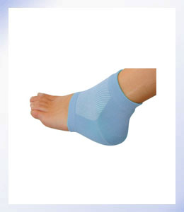 GelX Gel Pamper Vented Heel Sleeve (Pair)