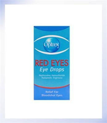 Optrex Red Eyes (Blood shot eyes)