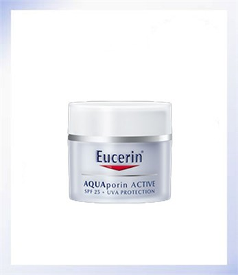 Eucerin Aquaporin Active with SPF 25 and UVA protection Face Cream 50ml for All Skin Types