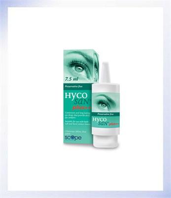 Hycosan Plus ++ Eye Drops 7.5ml