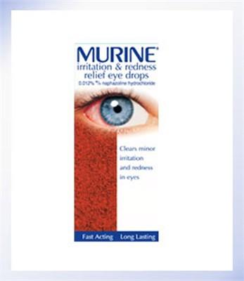 Murine Irritation & Red Eye Drops