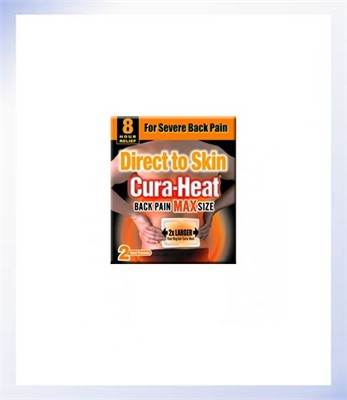 Cura-Heat Direct to Skin Max Size