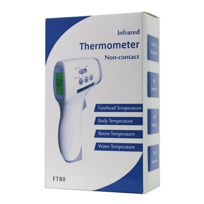 Non-Contact Forehead Infrared Thermometer FT80