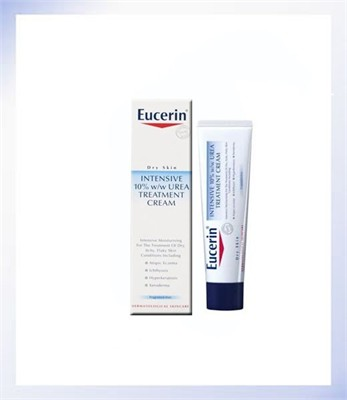 Eucerin Dry Skin Intensive 10% Urea Treatment Cream 100ml