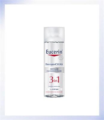 Eucerin DermatoClean Micellar Cleansing Fluid 3in1 200ml