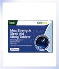 Careway Sleep Aid 50mg Tablets