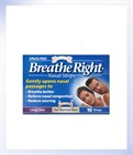 Breathe Right Nasal Strips for Normal Skin Large x10