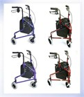 Days Lightweight Aluminium Tri-Wheel Walkers