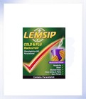 Lemsip Max Cold & Flu Blackcurrent 10 Sachets