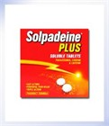 Solpadeine Plus Soluble 16 Tablets